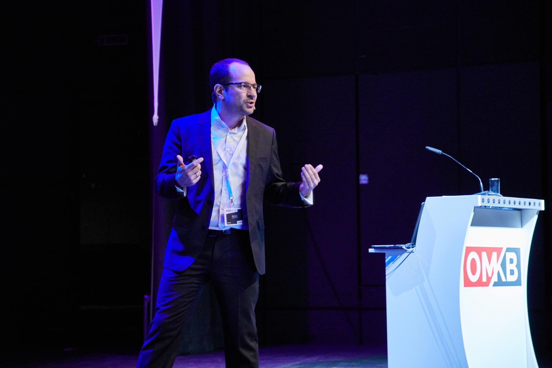 Online Marketing Vortrag von Nico Zorn