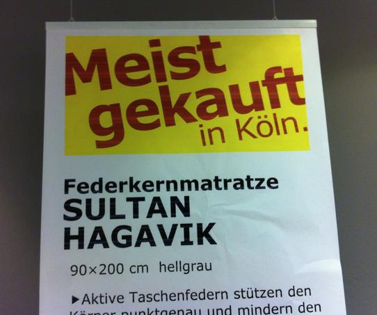 Social Proof Beispiel: Ikea