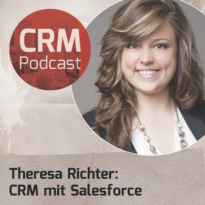 CRM Podcast #1: CRM mit Salesforce