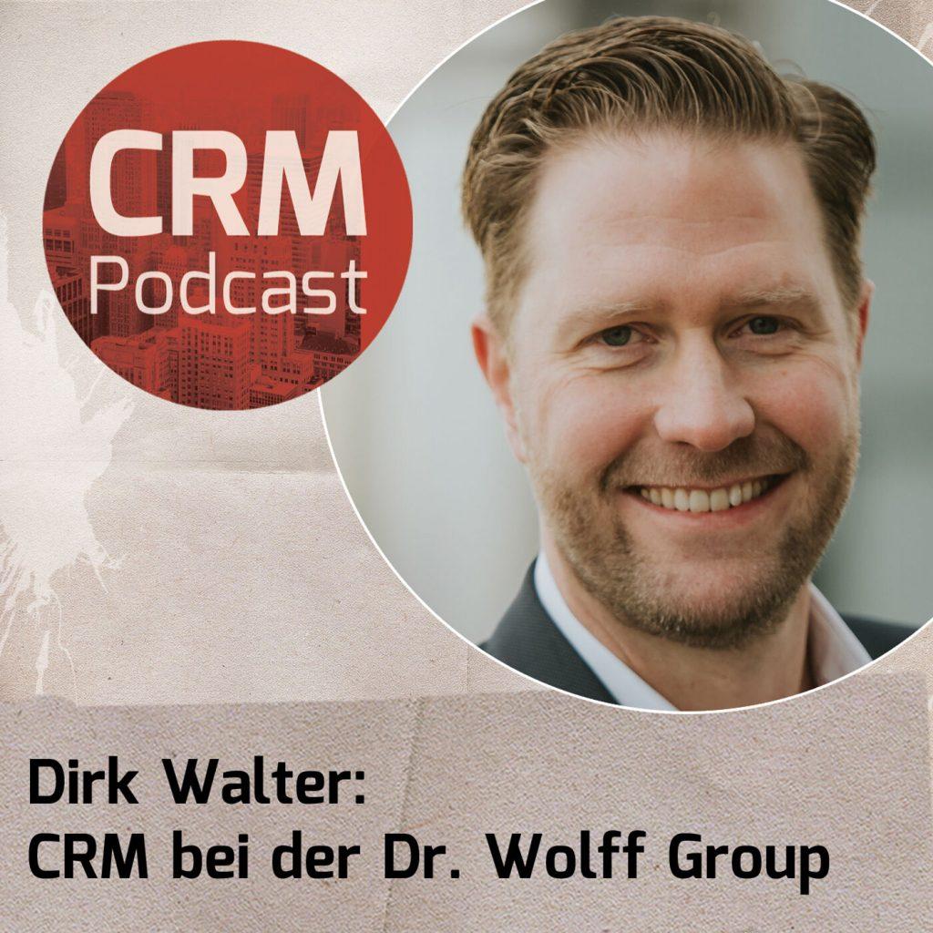 CRM Podcast mit Dirk Walter